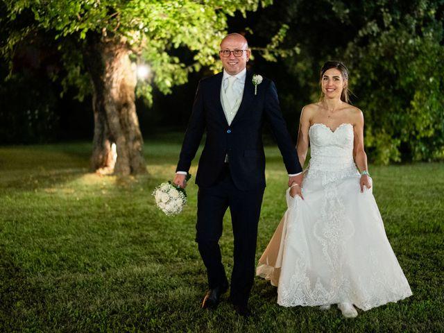 Il matrimonio di Alessandro e Jessica a Parabiago, Milano 79