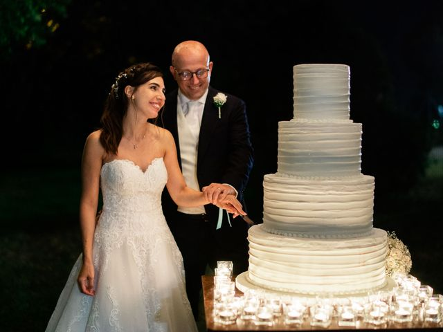 Il matrimonio di Alessandro e Jessica a Parabiago, Milano 83