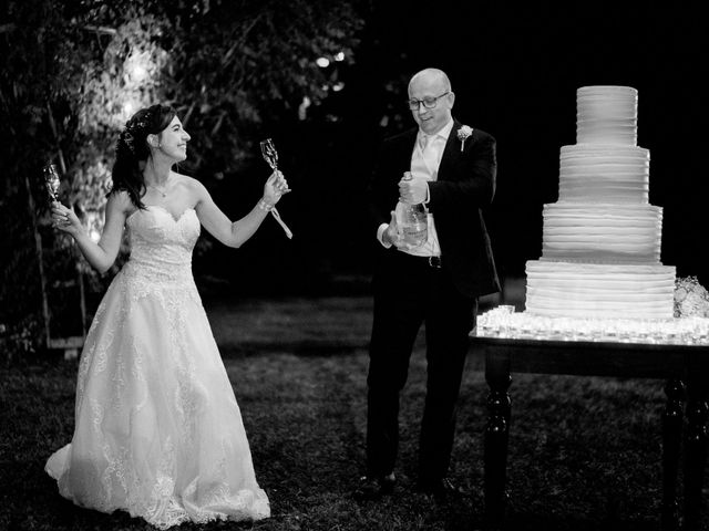 Il matrimonio di Alessandro e Jessica a Parabiago, Milano 84