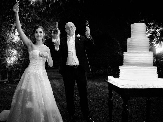 Il matrimonio di Alessandro e Jessica a Parabiago, Milano 86