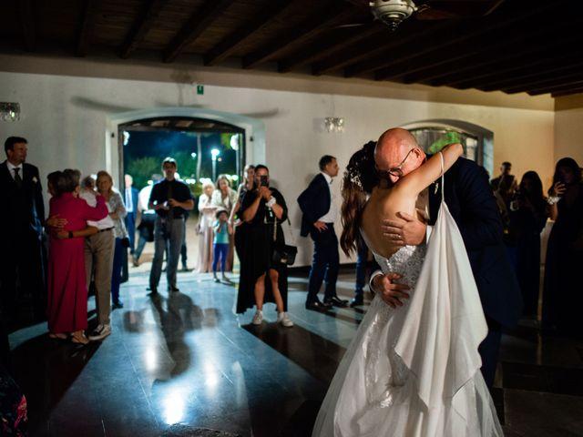 Il matrimonio di Alessandro e Jessica a Parabiago, Milano 89