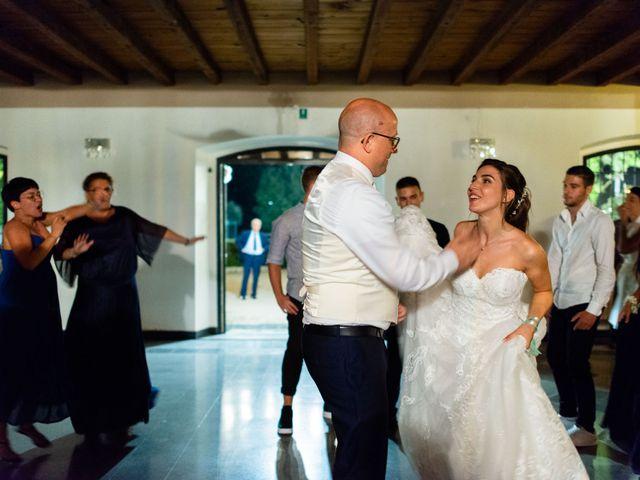 Il matrimonio di Alessandro e Jessica a Parabiago, Milano 91