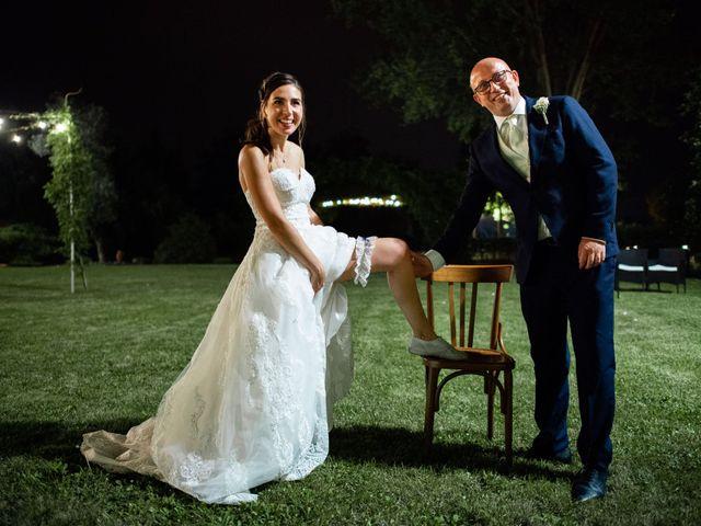 Il matrimonio di Alessandro e Jessica a Parabiago, Milano 95