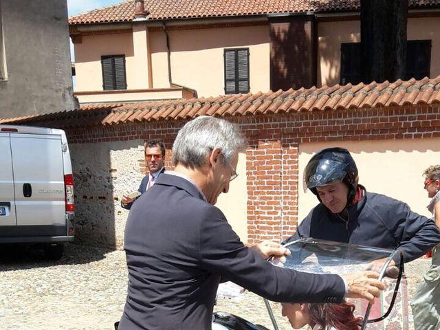 Il matrimonio di Mauro e Monica a Cavaglietto, Novara 5