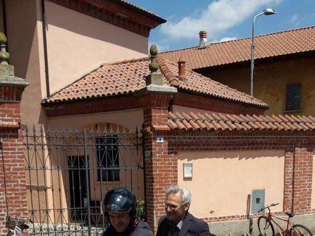 Il matrimonio di Mauro e Monica a Cavaglietto, Novara 6