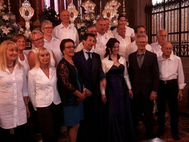Il matrimonio di Mauro e Monica a Cavaglietto, Novara 1