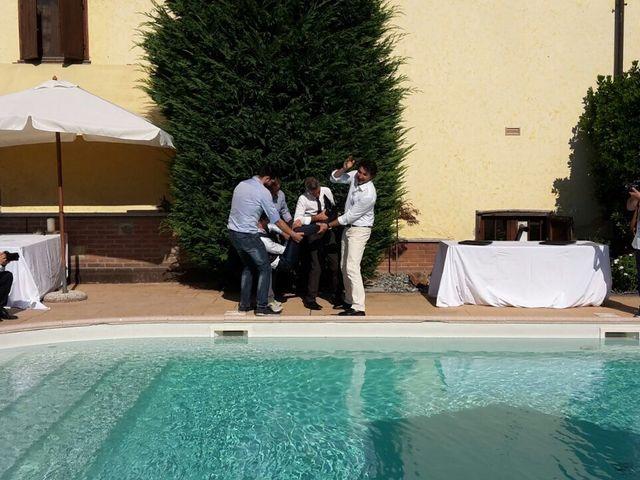 Il matrimonio di Mauro e Monica a Cavaglietto, Novara 16