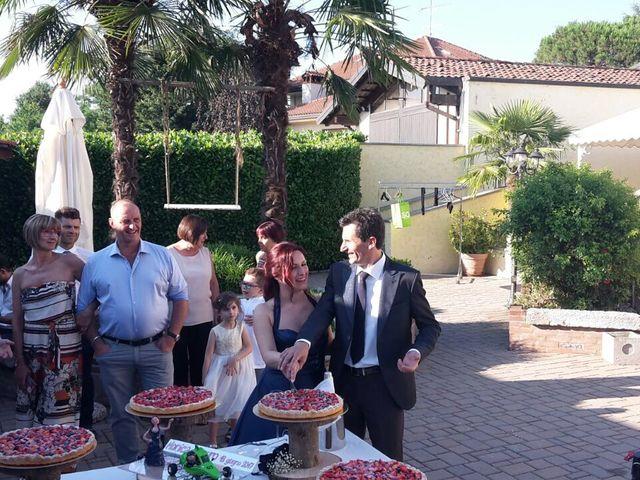 Il matrimonio di Mauro e Monica a Cavaglietto, Novara 21