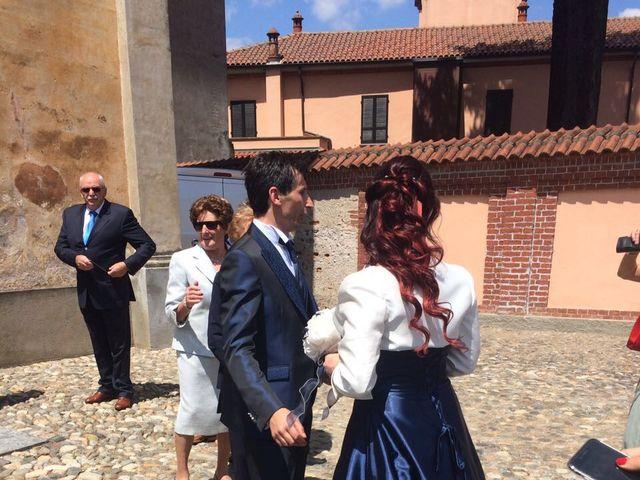 Il matrimonio di Mauro e Monica a Cavaglietto, Novara 22