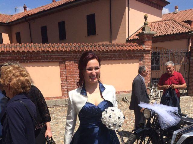 Il matrimonio di Mauro e Monica a Cavaglietto, Novara 23