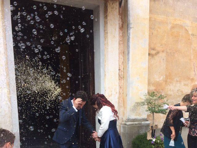 Il matrimonio di Mauro e Monica a Cavaglietto, Novara 28