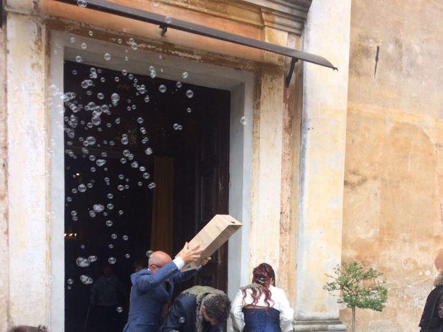 Il matrimonio di Mauro e Monica a Cavaglietto, Novara 30