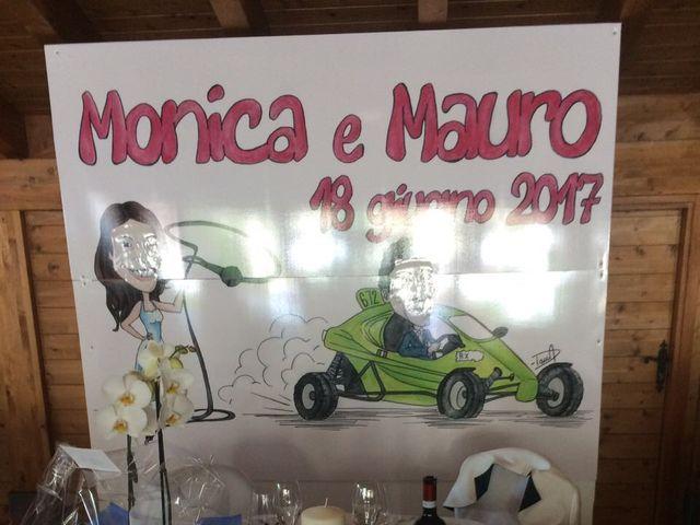Il matrimonio di Mauro e Monica a Cavaglietto, Novara 35