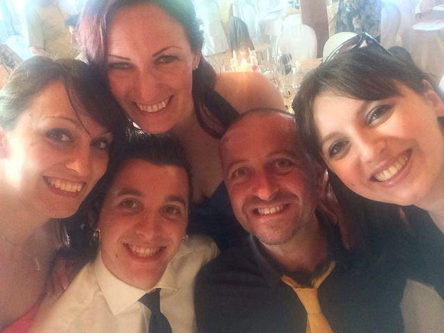 Il matrimonio di Mauro e Monica a Cavaglietto, Novara 37