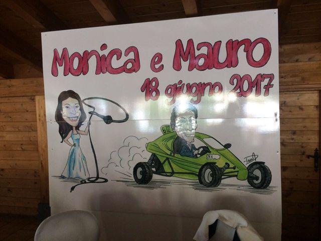 Il matrimonio di Mauro e Monica a Cavaglietto, Novara 42