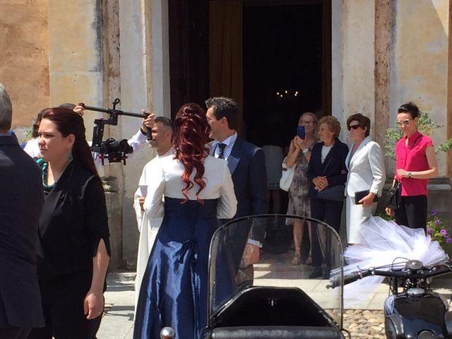Il matrimonio di Mauro e Monica a Cavaglietto, Novara 44