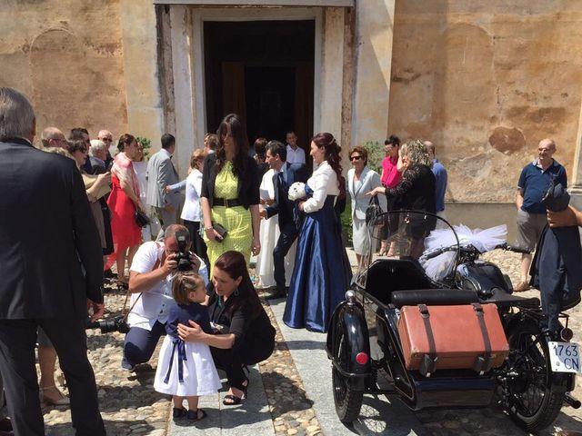 Il matrimonio di Mauro e Monica a Cavaglietto, Novara 45