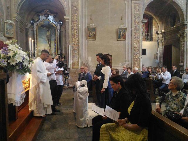 Il matrimonio di Mauro e Monica a Cavaglietto, Novara 64