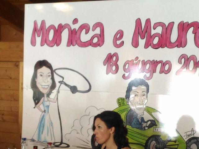 Il matrimonio di Mauro e Monica a Cavaglietto, Novara 75