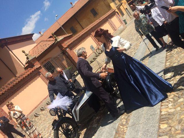 Il matrimonio di Mauro e Monica a Cavaglietto, Novara 82