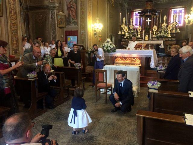Il matrimonio di Mauro e Monica a Cavaglietto, Novara 84