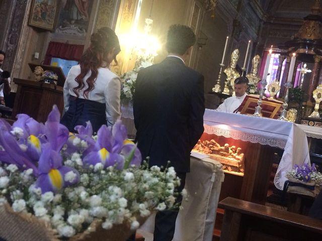 Il matrimonio di Mauro e Monica a Cavaglietto, Novara 85