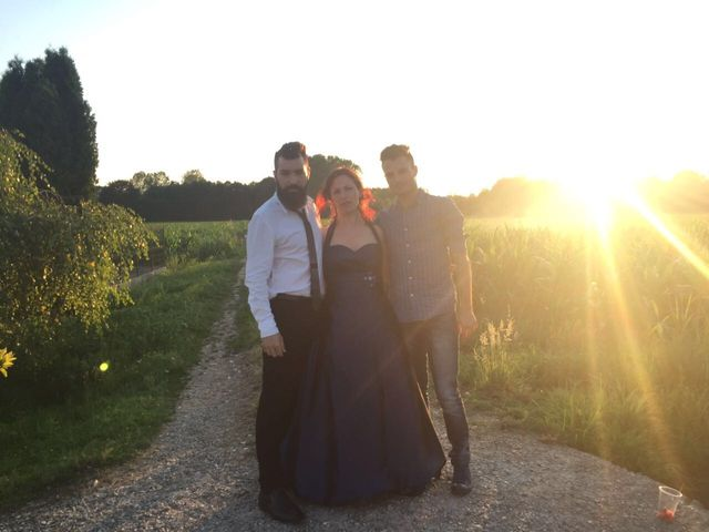 Il matrimonio di Mauro e Monica a Cavaglietto, Novara 90