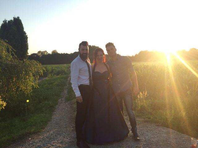 Il matrimonio di Mauro e Monica a Cavaglietto, Novara 91