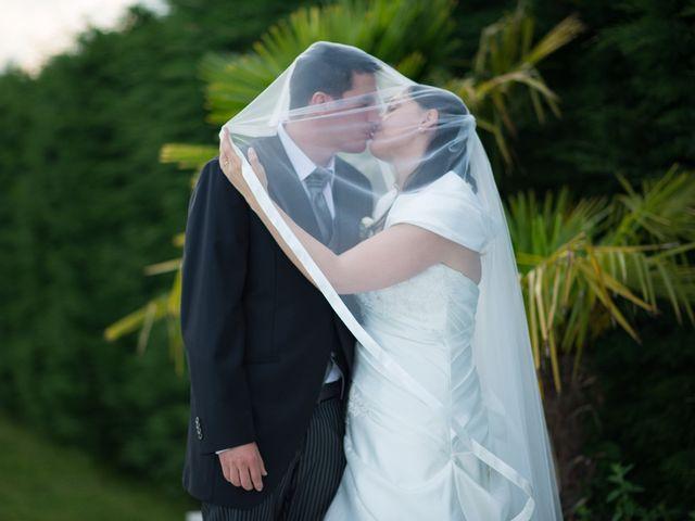 le nozze di Carlotta e Manuel