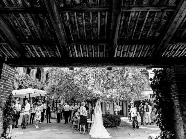 Il matrimonio di Marco e Silvia a Giaveno, Torino 14