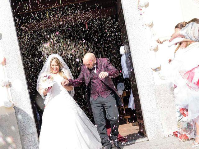 Le nozze di Deborah e Ivan