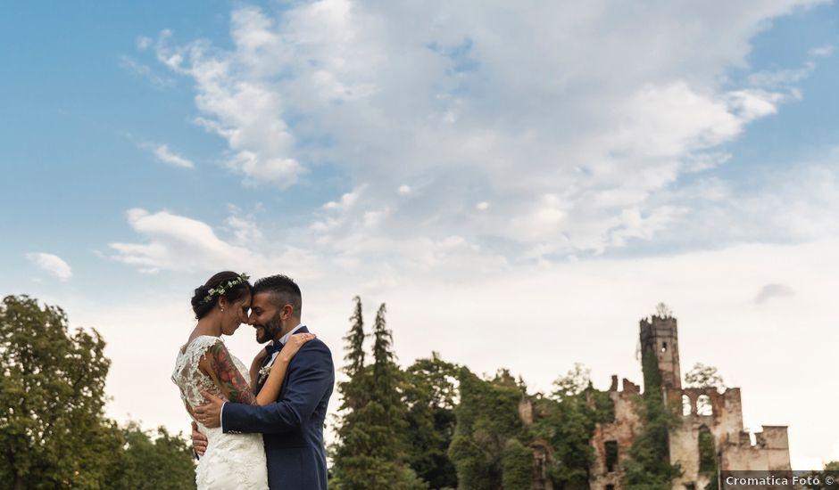 Il matrimonio di Carmine e Elena a Cerrione, Biella