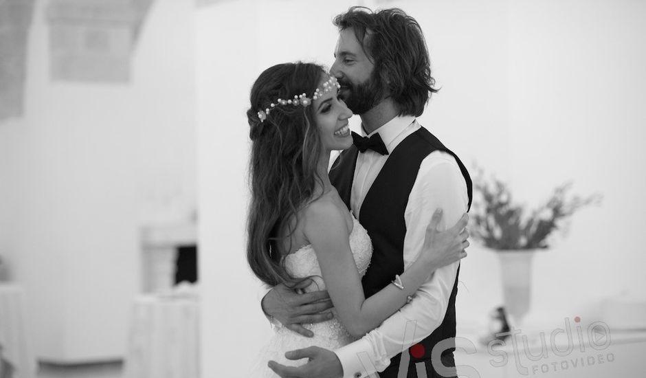 Il matrimonio di Andrea e Annarita a Porto Cesareo, Lecce