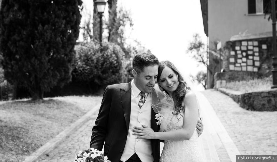 Il matrimonio di Andrea e Annarita a Roma, Roma