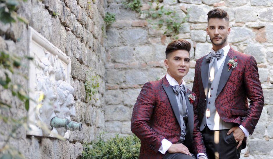 Il matrimonio di Christian  e Marco  a Monselice, Padova