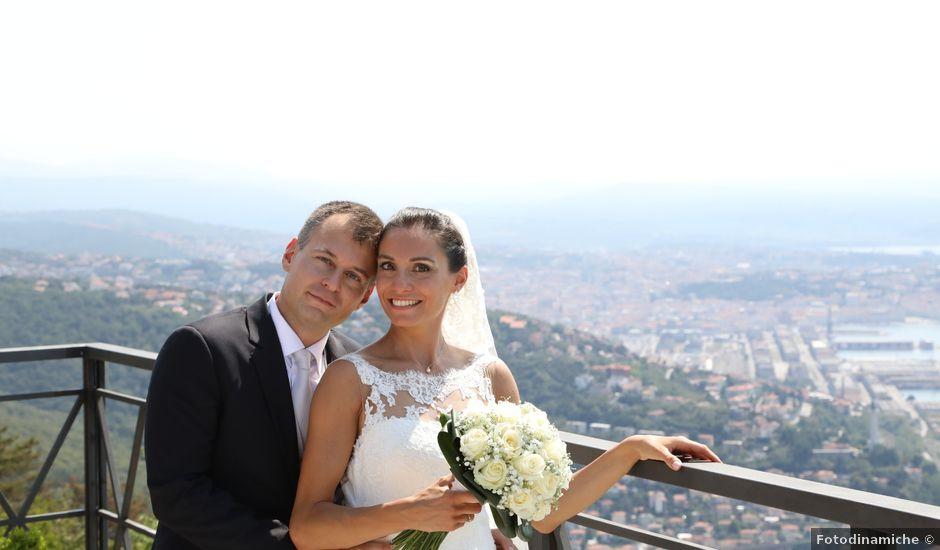 Il matrimonio di Andrea e Rita a Trieste, Trieste