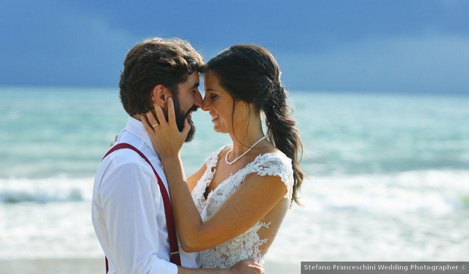 Il matrimonio di Ilaria e Francesco a Follonica, Grosseto