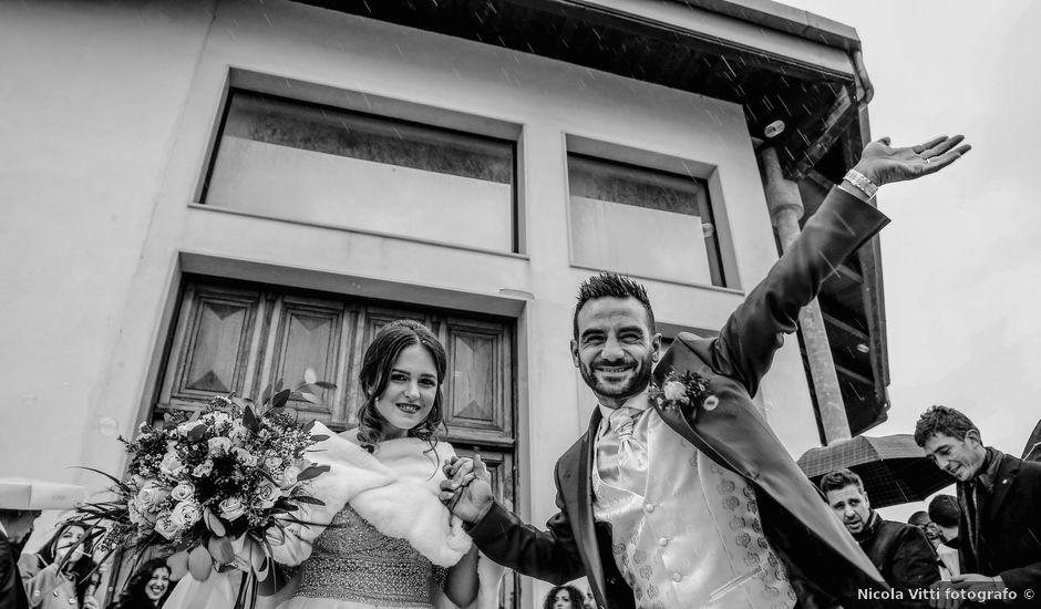 Il matrimonio di Alessio e Ornella a Veglie, Lecce