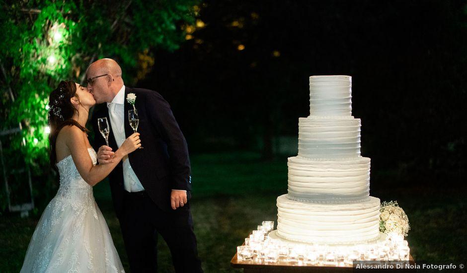Il matrimonio di Alessandro e Jessica a Parabiago, Milano