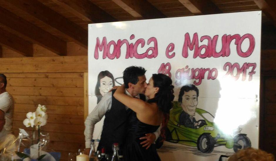 Il matrimonio di Mauro e Monica a Cavaglietto, Novara