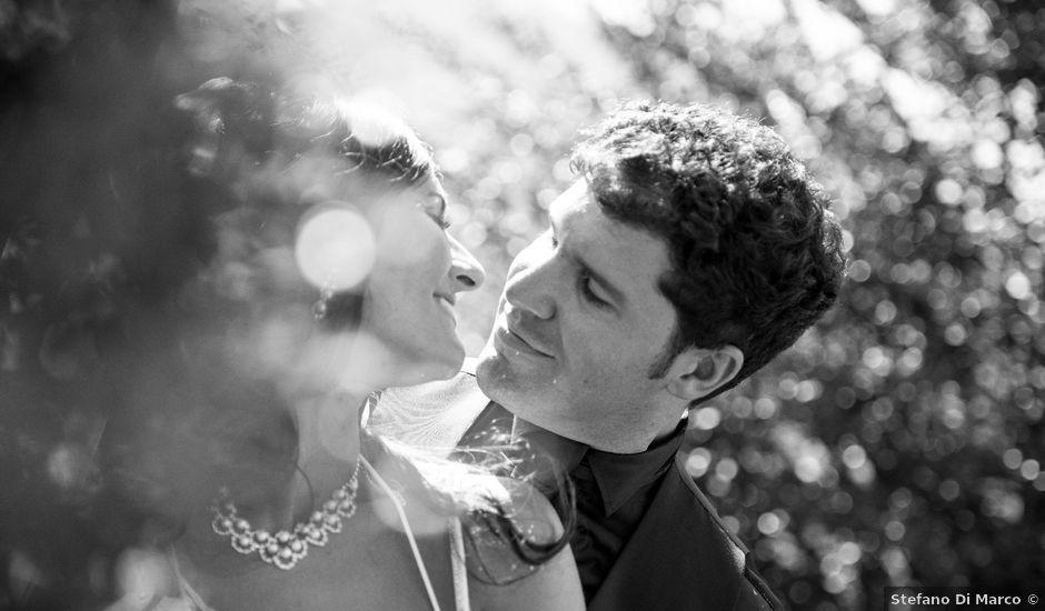Il matrimonio di Marco e Silvia a Giaveno, Torino