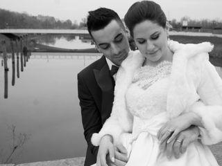 Le nozze di Laura e Elia