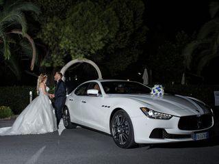 Le nozze di Chantal e Carlo 1