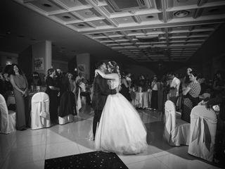 Le nozze di Chantal e Carlo