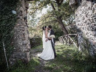 Le nozze di Marilya e Giovanni