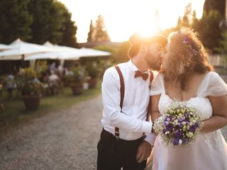 Le nozze di Simona e Alin