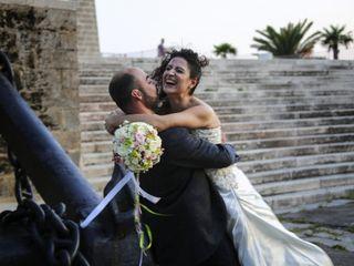 Le nozze di Barbara e Angelo