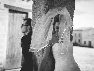Le nozze di Alba e Massimiliano