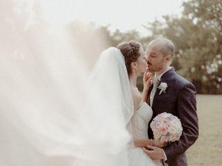 Le nozze di Sabrina  e Alessandro