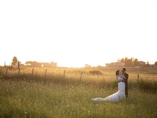 Le nozze di Antonella e Carlo